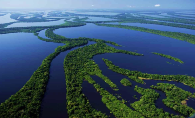 Tecnologias para monitoramento de água são instaladas em reservas na Amazônia