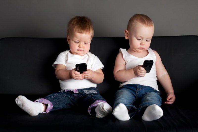 bebe tecnologico