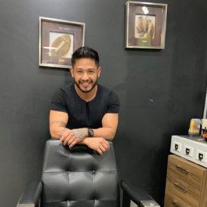 O barbeiro da elite manauara