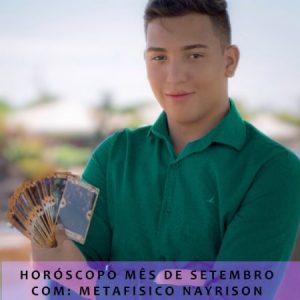 HORÓSCOPO: MÊS DE SETEMBRO