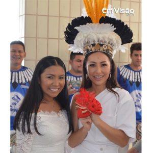 Os RPs da Amazônia recebem Sabrina Sato em almoço de boas-vindas