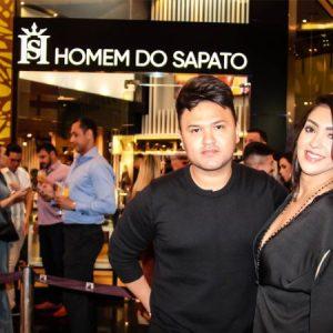 Marca Homem do Sapato inaugura loja em Manaus