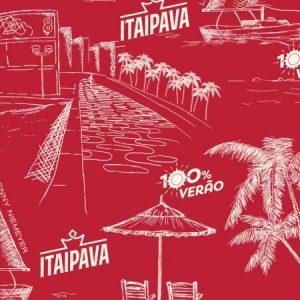Lenny Niemeyer assina camiseta do Camarote Verão